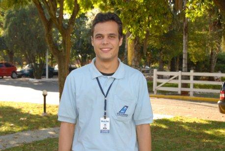 Nome: Bruno Pedrosa GAMERO <br> Idade: 22 anos <br> Naturalidade: Guaxupé/MG <br> Habilitação: PC IFR/MLTE/INVA