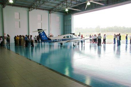Hangar da EJ.