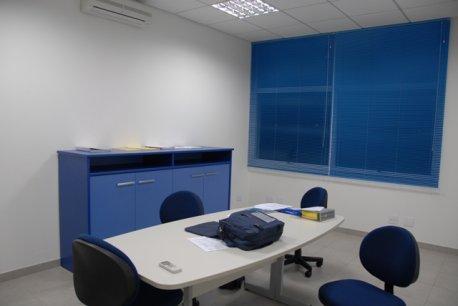 Sala de Navegação.
