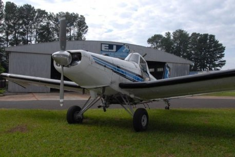 Aeronave Ipanema.