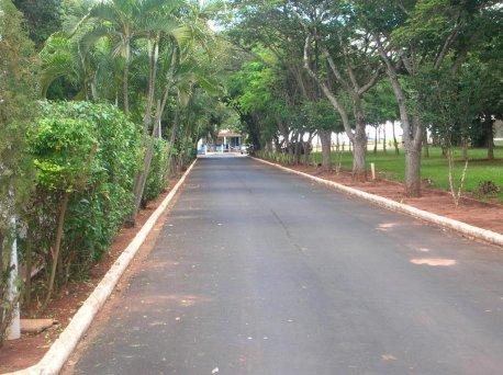 Entrada principal da Escola