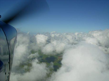 Vista aérea.