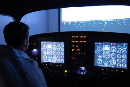 Simulador IFR.