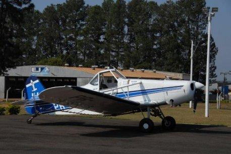 Pawnne, aeronave utilizada no treinamento intermediário.