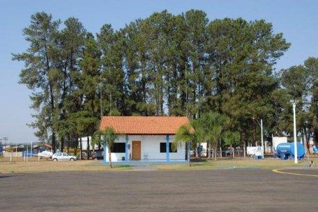 Sala de Operações da EJ Escola de Aeronáutica.