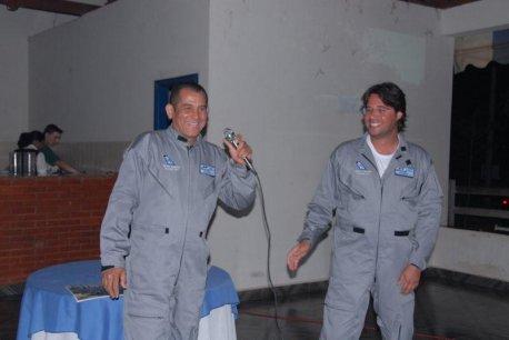 Francisco Renato (Didi) e Bruno Lacerda (Falamansa)