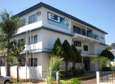 Prédio Administrativo da Base Itápolis.