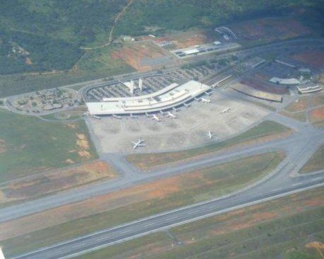 Aeroporto Confins.