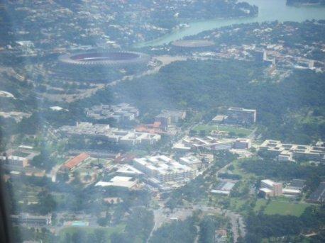 Estádio Mineirão.
