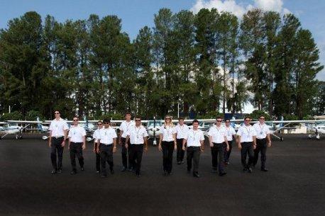 Instrutores de 2008.