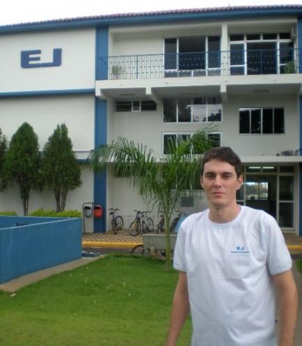 Fabio Natanael Alves Simon - Nova Xavantina MT.