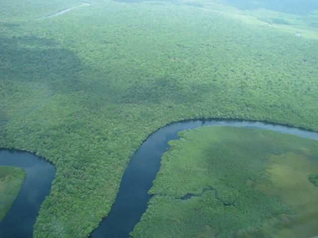 Afluente do Rio Paraná.