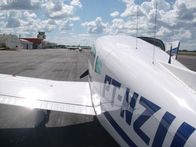 PT-NZU em Cuiabá-MT.