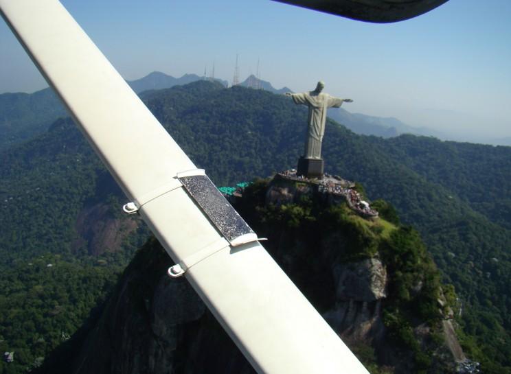Primeira Etapa: Rio de Janeiro - RJ.