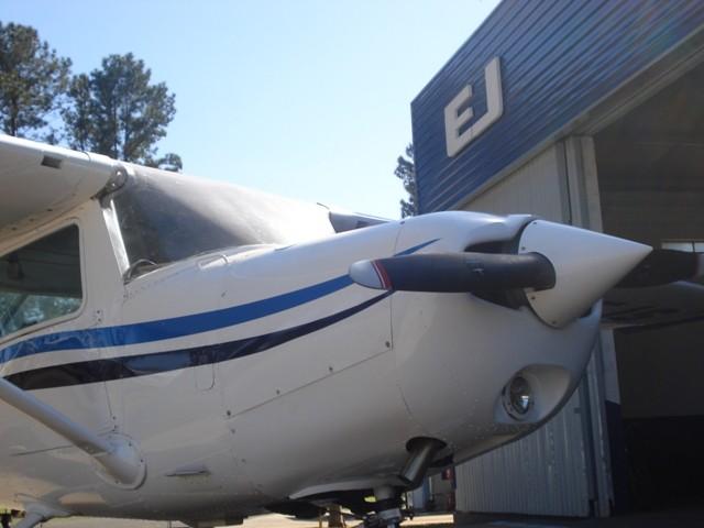 Veja em detalhes a nova aeronave.