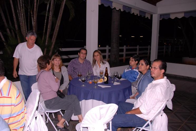 Familiares do aluno Ricardo
