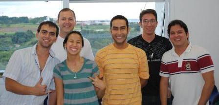 Estes são os alunos que concluiram o PCA teórico.