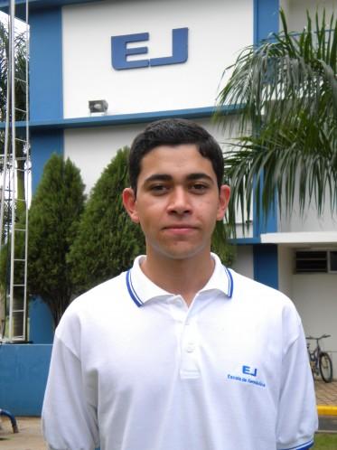 Lucas Thiago Cruz de Oliveira - Batatais/SP