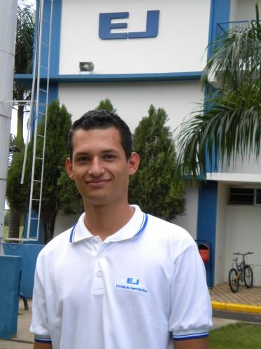 Dionathan Felipe Woiciechowski Cunha - Aragarças/GO