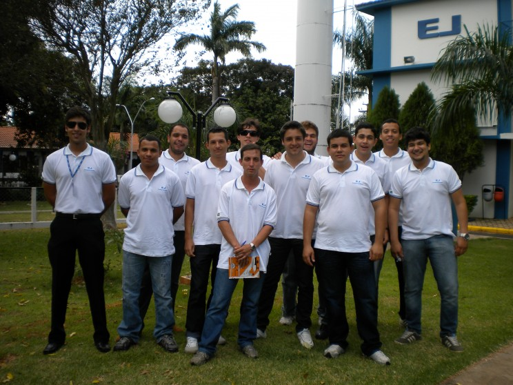 Turma do curso de Piloto Privado Abril/Maio de 2010