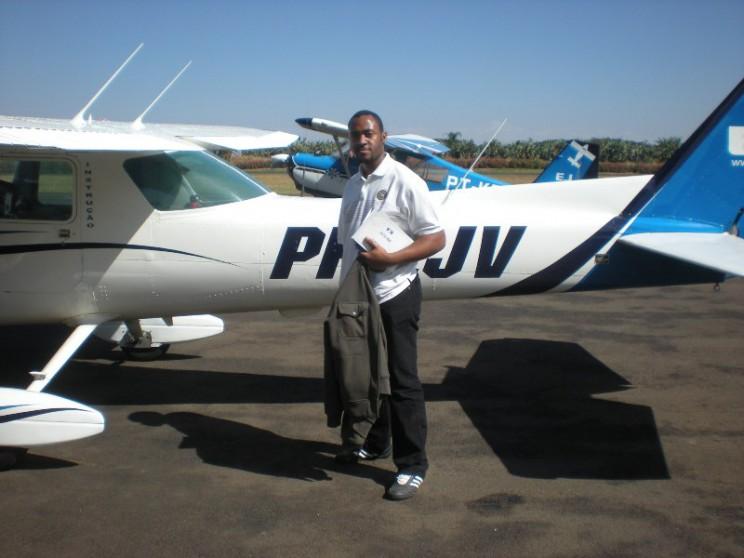 Parabéns Victor pelo voo!