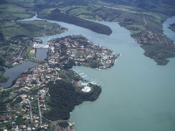 represa de furnas - MG