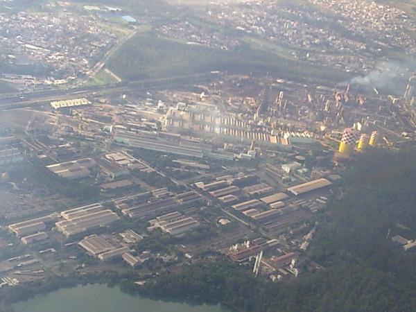 Usiminas - Beneficiamento de Minério de Ferro da Vale do Rio Doce