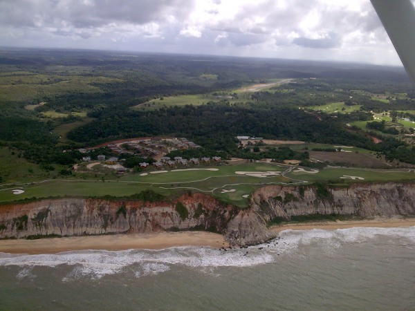 Campo de Golf do Club Med Trancoso