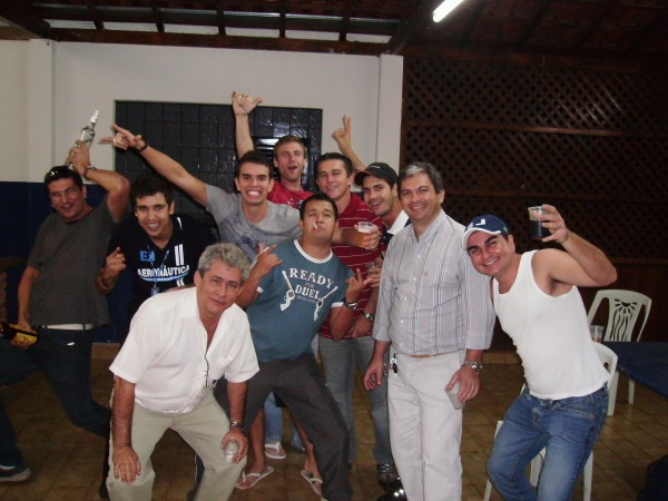 CHURRAS DE DESPEDIDA DA TURMA PP E PC
