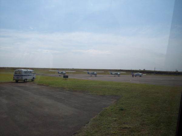 Aeronaves EJ em Maringá