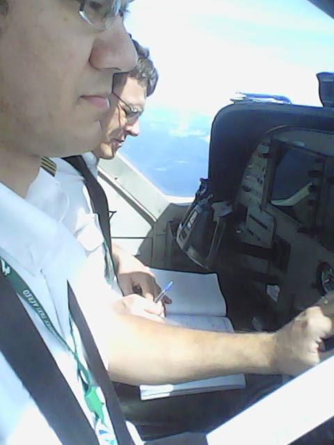 Voo de SBEG/SWUY (URUCU). Levando carga para Petrobras.