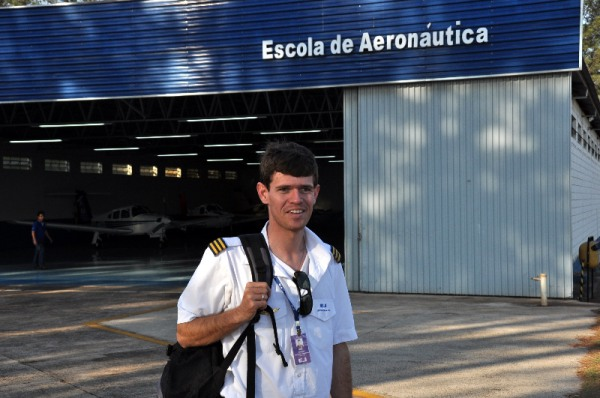 Lourival Junior Napolitano - Instrutor - Santa Adélia - SP