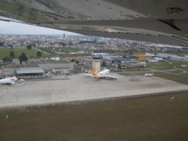Aeroporto Intl Afonso Pena