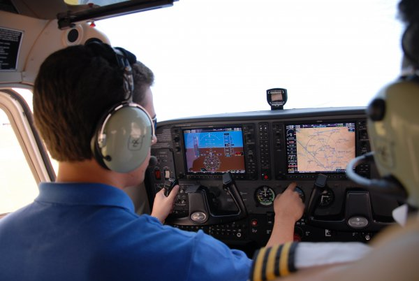 Instrução IFR Cessna 172