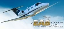 EJ mais uma vez marcando presença na Expo Aero Brasil 2014.