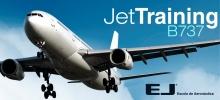 A EJ volta a oferecer o curso de Jet Traning no equipamento B737.
