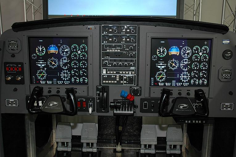 Curso de piloto comercial