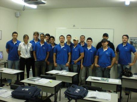 2ª Turma teórica de Piloto Privado de 2008.