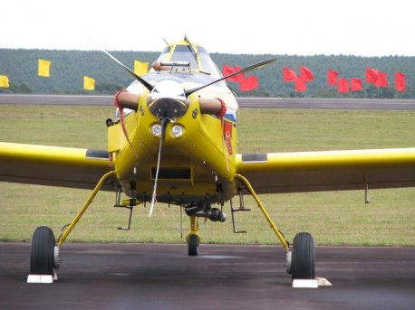 Airtractor 502.