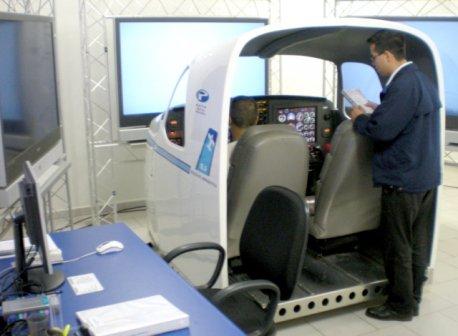 Simulador MFD X-Plane.