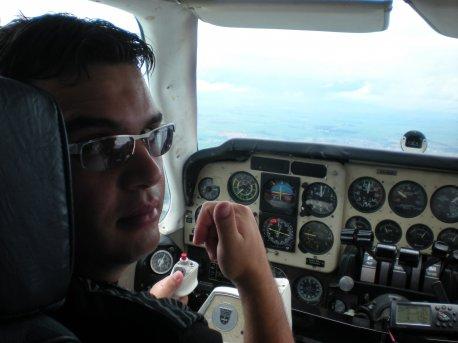 Straub faz procedimento IFR em Riberão Preto.