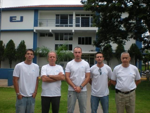 Jet Trainer - Turma de Janeiro de 2009.