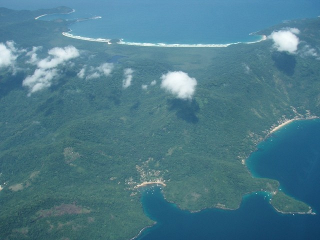 Ilha Grande-RJ.