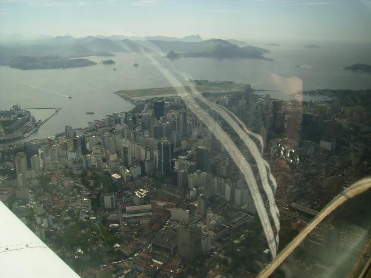 Voando rumo a Natal/RN. Cada passagem do trajeto,  paisagens maravilhosas foram registradas pelos alunos/pilotos Bruno e Guilherme.
