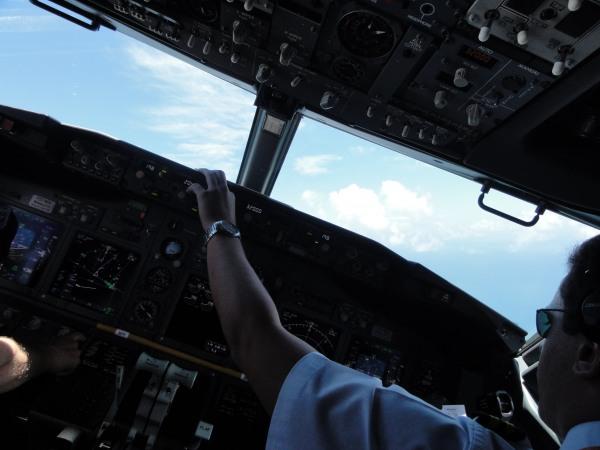 Aproximação 737 - NG- Colbachini