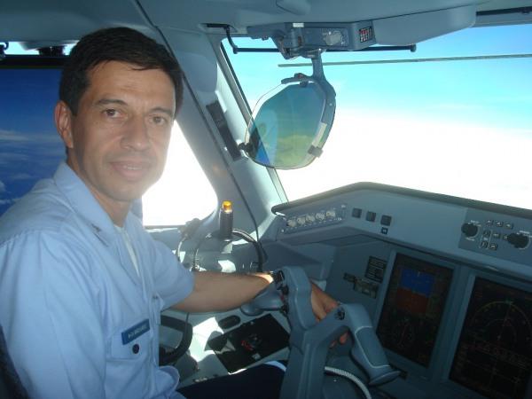 Cmte Marco Aurélio da FAB