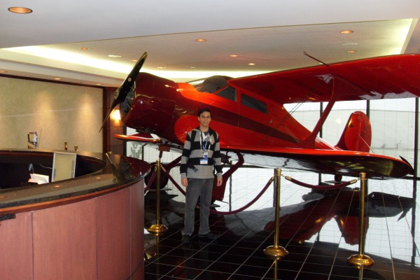 Fabrica Hawker Beechcraft