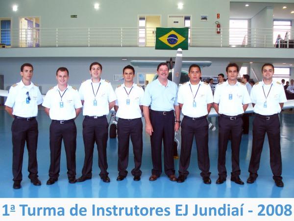 1TURMA DE INSTRUTORES EJ JUNDIAÍ 2008