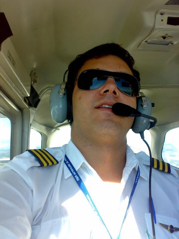 Instrução Cessna 172