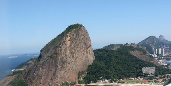 Decolando do Rio